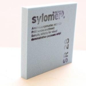 Sylomer SR 28 синий