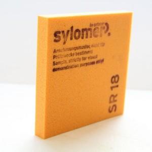 Sylomer SR 18 оранжевый