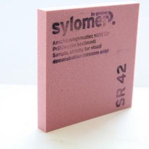Sylomer SR 42 розовый
