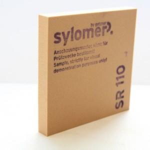 Sylomer SR 110 коричневый